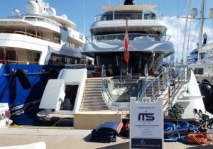 ITS at work on superyachts
